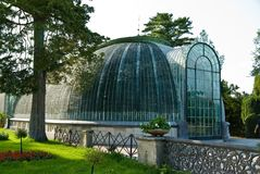 tropiskt växthus Royaltyfri Foto