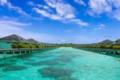 tropiskt vatten arkivbilder