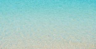 tropiskt vatten Royaltyfria Foton