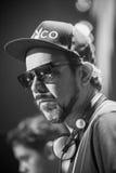 Tropkillaz présentent des coeurs d'album sur le feu à Moscou Photographie stock