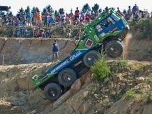 Troquez le procès, course extrême, photo éditoriale Images stock