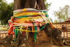 Tros Thailand folk Arkivfoto