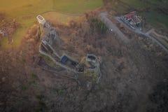 Trosky Castle στοκ εικόνες με δικαίωμα ελεύθερης χρήσης