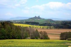 Trosky castle in Czech Republic Royalty Free Stock Photo
