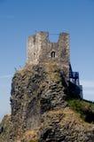 Trosky castle Royalty Free Stock Image