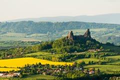 Trosky Castle Stock Photos