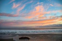 Trost an Coronado-Strand lizenzfreie stockfotos