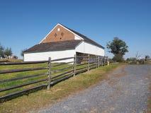 Trostle barn in Gettysburg PA Stock Image
