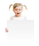 Troszkę dziecko Obrazy Royalty Free