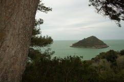 Mała wyspa 2 Zdjęcia Royalty Free