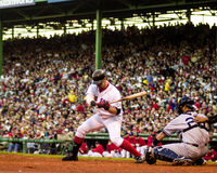 Trot Nixon, Boston Red Sox outfielder Royalty Free Stock Photo