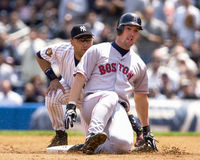 Trot Nixon  Boston Red Sox Royalty Free Stock Images