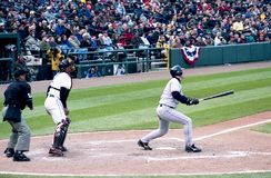 Trot Nixon, les Red Sox de Boston Photo stock