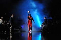 Trotador dos globos de Harlem Imagem de Stock Royalty Free