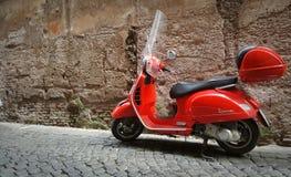'trotinette' do Vespa Imagens de Stock
