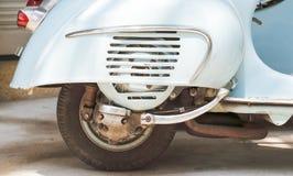 'trotinette' do Vespa Imagens de Stock Royalty Free