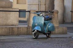 'trotinette' italiano velho fotos de stock royalty free