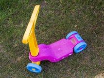 'trotinette' para crianças Imagem de Stock