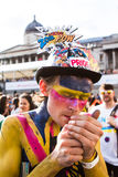 Trots Londen Royalty-vrije Stock Foto's