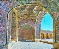 Trots van Shiraz, Iran Stock Foto
