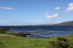 trotternish för islekantscotland skye Arkivfoto