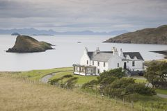 Trotternish, Isle of Skye, Scotland Royalty Free Stock Photography