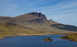 Trotternish Peninsula Royalty Free Stock Images