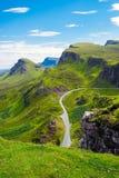 The Trotternish Ridge, Isle of Skye Royalty Free Stock Image