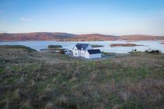 trotternish skye Шотландии зиги острова Стоковая Фотография