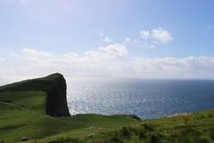 trotternish skye Шотландии зиги острова стоковое изображение rf