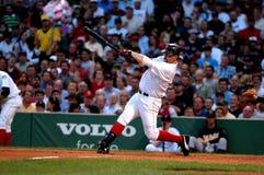 Trotto Nixon Boston Red Sox fotografia stock