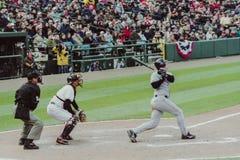 Trotto Nixon, Boston Red Sox Immagini Stock