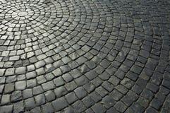 trottoar Royaltyfri Fotografi