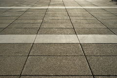 trottoar Arkivfoton