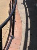 trottoar Royaltyfria Bilder