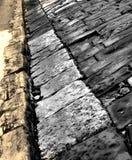 trottoar Arkivfoto