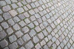 trottoar Royaltyfri Foto