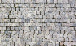 Trottoir de granit Image libre de droits