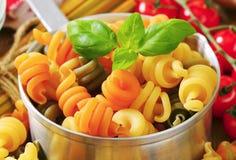 Trottole tricolore Stock Images