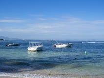 Trou-aux-Biches, Mauritius royalty free stock photos