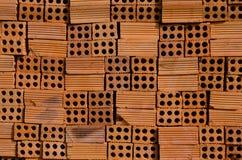 Trou de la brique 6 Photographie stock libre de droits