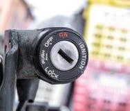 Trou principal de moto Photographie stock libre de droits