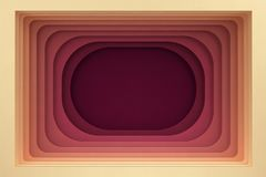 Trou rectangulaire de structures plates de fond Images libres de droits