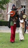 troubadours ходулочников Стоковое Изображение