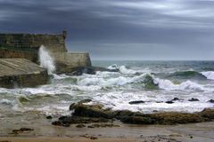 Troubled Waters Royalty Free Stock Photography