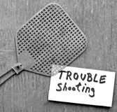 Troubleshooter Royalty Free Stock Photos