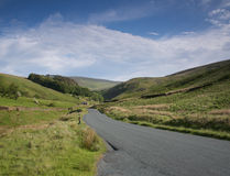 Trough of Bowland. An area of outstanding natural beauty, Lancashire, England Stock Photos