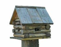 Trough For Birds Royalty Free Stock Photos