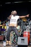 Trouille de Yaaba de concert. Image stock