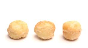 Trous de beignet photographie stock libre de droits